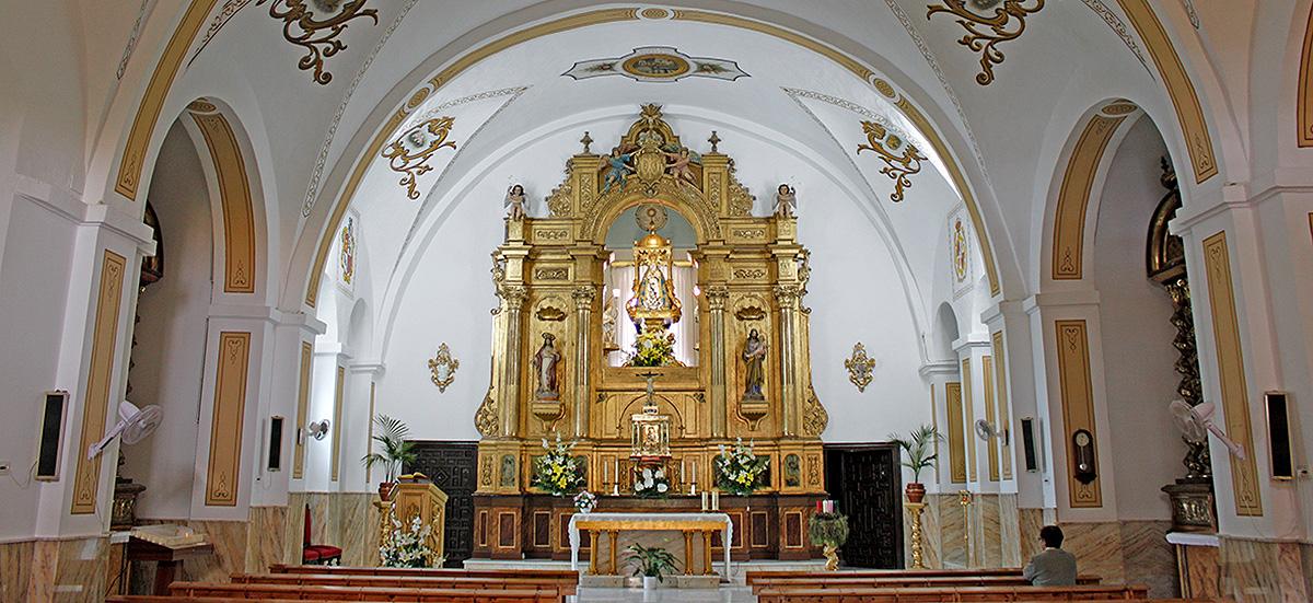 Fotografía Santuario nuestra señora de Gador