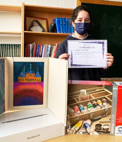 alumna premio Eugenia